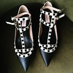 valentino-rockstud-flats-katie-armour-taylor-wedding-shoes