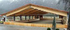 Hochstöger, Reithallenbau, QuickCASE Pferdesport