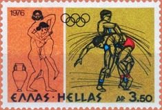 Ex Yougoslavie, Ancient Greece, Stamp Collecting, Olympic Games, Postage Stamps, Letterpress, Montreal, Printmaking, Graphic Design