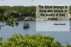 Do YOU believe? #lakeoftheozarks #albersandalbers #realestate Four Seasons Realty-573.365.8596