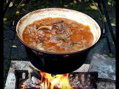 Tocăniță de miel la ceaun / ♡ Gătește cu pasiune - YouTube Thai Red Curry, Pork, Ethnic Recipes, Youtube, Honey, Kale Stir Fry, Pork Chops, Youtubers, Youtube Movies