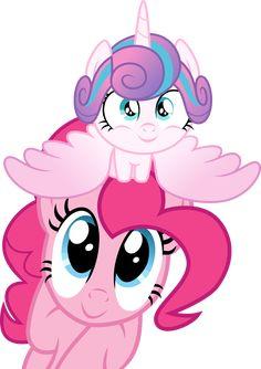 Flurry and Pinkie Flurry Heart, Hasbro Studios, Equestrian Girls, I Love Justin Bieber, My Little Pony Pictures, Princess Luna, My Little Pony Friendship, Pics Art, Ponies