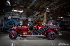 1921 American La France Fire Engine Photos from Jay Leno's Garage on NBC.com