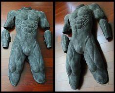 muscle suit tutorial - Hledat Googlem