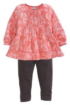 Buy Coral Tunic And Legging Set (3mths-6yrs) from the Next UK online shop