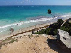 Tulum i Coba, ruiny miast Majów w stanie Quintana Roo - Cel w podróży Tulum, Quintana Roo, Beach, Water, Outdoor, Gripe Water, Outdoors, The Beach, Beaches