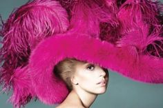 Lady Gaga for the September Issue....