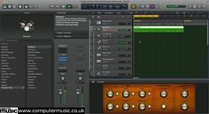 Logic Pro X: First Look - Hands-on with Computer Music magazine