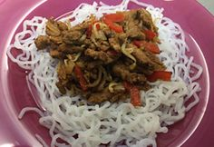 #dukanovadieta #dukanczech #dukan #diet #recipes #healthyfood #motivation #healthy #eatclean #workhard  #fitnessfood #fitness #fit #food Spaghetti, Ethnic Recipes, Per Diem, Red Peppers, Noodle