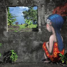 Amazing Street Art by Seth Globepainter – Fubiz Media