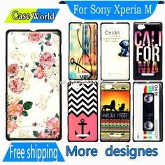 Cheap Phone Bags & Cases, Buy Directly from China Suppliers:Vertical Retro Cassette FE-90 Tape New Hard back Phone Snap Cover Case For Sony Xperia M Dual C2004 C2005 C1904 C1905US