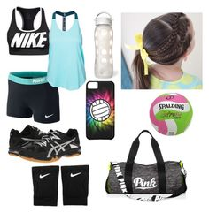 """volleyball"" by emshort on Polyvore"