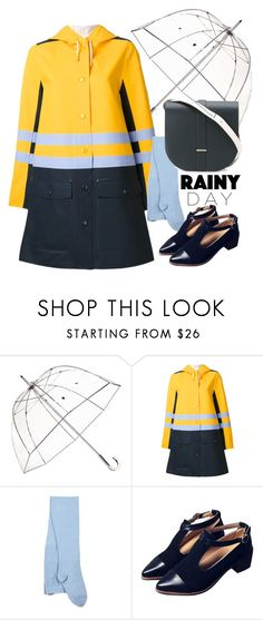 """""""Marni"""" by thestyleartisan ❤ liked on Polyvore featuring Totes, Marni, Sternlein, The Cambridge Satchel Company and rainyday"""