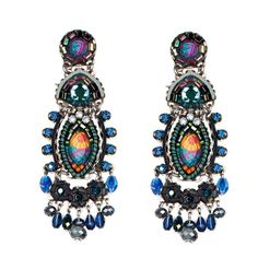 Ayala Bar Jewellery Jacaranda Earrings