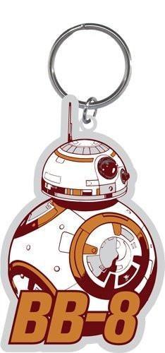 Disney BB-8 Solo The Force Awakens Keychain key chain droid