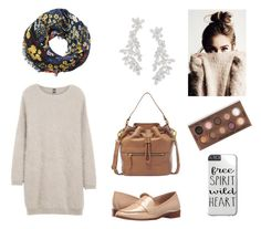 """""""Monday"""" by veronica-amarante on Polyvore featuring moda, MANGO, Eleventy, Cathy Waterman, Kate Spade, Lust For Life, NYX e FOSSIL"""