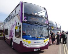New buses in Lincolnshire