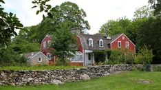 New England Stone Walls, An American Stonehenge American Impressionism, Nostalgic Images, Residential Architect, New England Style, Room Additions, Industrial Revolution, Stonehenge, White Walls, Homesteading