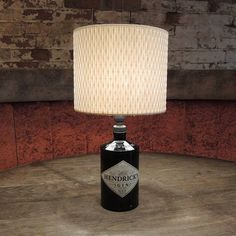 Gifts home gifts, just like this Hendricks gin lamp!   Vinspire