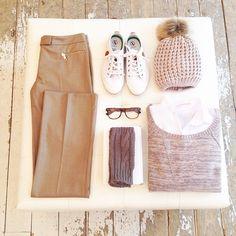 neutral outfit #neutrals