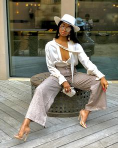 Fashion Games, All Fashion, Fashion Outfits, Womens Fashion, Bougie Black Girl, Black Luxury, Outdoor Outfit, Elegant Woman, Street Style Women
