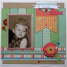 A blog about Scrapbooking, papercrafting and altered home decor.