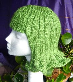 Funky fun whacky hat wig by WildDaffodil on Etsy, £19.50