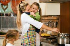 Mommy Multi-tasking for Catholic Moms!