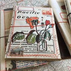 thinking about travel journals