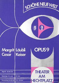 Schone Neue Welt - Laubli, Keiser by Artist Unknown | International Poster Gallery
