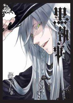 Kuroshitsuji- The Undertaker