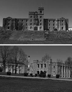 Augusta, Virginia  Military Academy Buildings