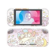 Nintendo Lite, Buy Nintendo Switch, Nintendo Switch Accessories, Gamers Anime, Shops, Little Twin Stars, Birthday Wishlist, Skin Case, Tempered Glass Screen Protector