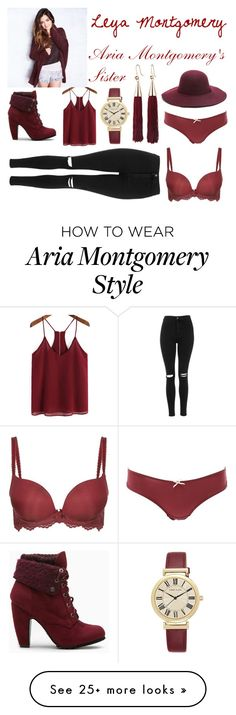 """""""Leya Montgomery