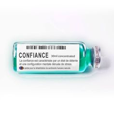 Confiance - Confidence
