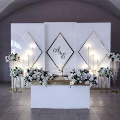 Wedding Stage Backdrop, Wedding Backdrop Design, Wedding Stage Design, Outdoor Wedding Decorations, Backdrop Decorations, Wedding Mandap, Wedding Receptions, Wedding Balloons, Wedding Table