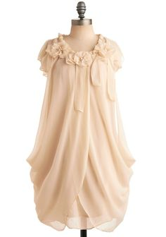 Ivory Rose Dress   $73 from modcloth - http://www.modcloth.com/shop/dresses/ivory-rose-dress