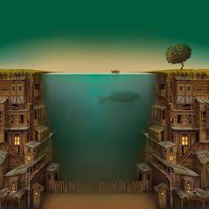 Fantasy Worlds wallpaper