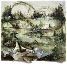 Gregory Euclide | Flat Works 2012