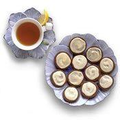Mocha Tea Cookies, Recipe from Cooking.com