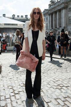 London Fashion Week Spring 2015 Attendees