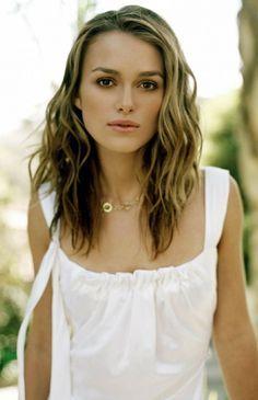 70 Darn Cool Medium Length Hairstyles for Thin Hair | Medium wavy ...