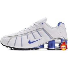Nike Shox Nz Mens Black And White