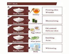 Beauty Secrets, Beauty Tips, Beauty Hacks, Radiant Skin, Superfood, Anti Aging, Herbalism, Powder, Pearl