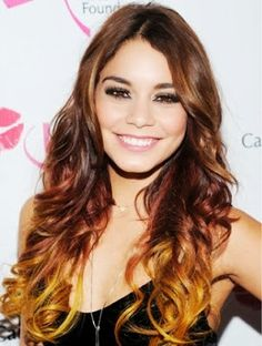 2013 Fall Hair Color Trends