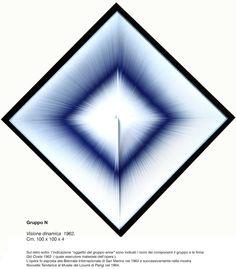 Gruppo N, Visione dinamica (1962)