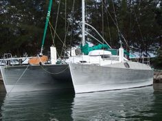 2012 Easton 46 Aluminium catamaran Sail Boat For Sale - www.yachtworld.com