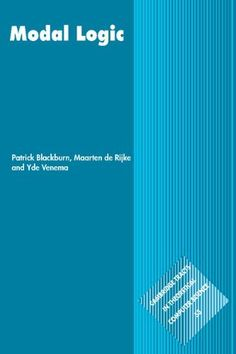Modal Logic de Patrick Blackburn