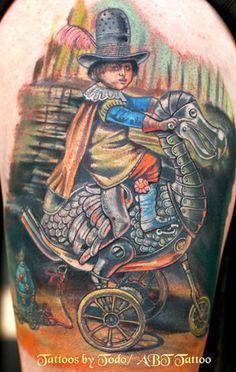 Tattoo by Todo Brennan | Tattoo No. 7323