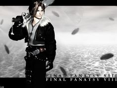 Final Fantasy Viii Squall Leonhart N wallpaper